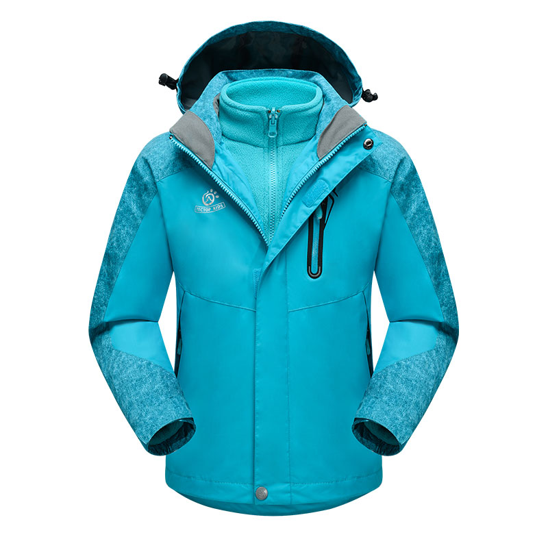 Dropshipping new arrival thicken double layer waterproof windproof ski snow children outerwear coat baby winter jacket for boy new winter jacket women snow ski hooded waterproof windproof breathable double layer thicken hiking fishing coat outwear