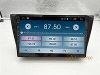 10.2 дюймов Android 6.0 8 core автомобильный GPS навигации dvd плеер для Фольксваген Bora 2016 2017