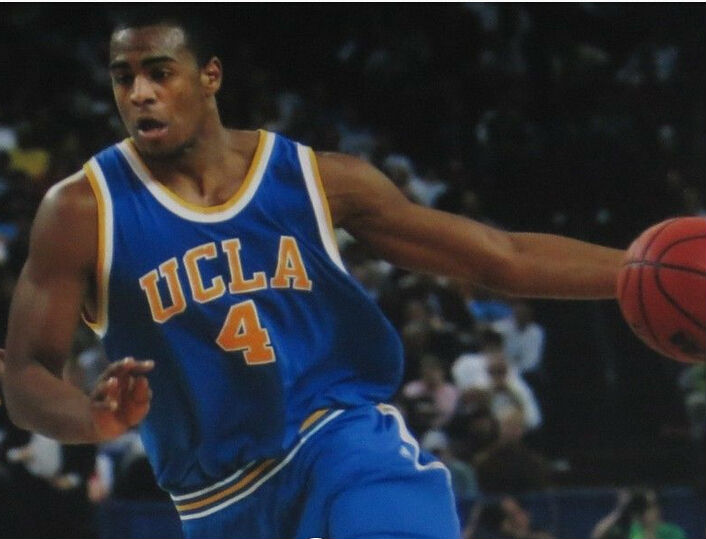 more photos 4ebf6 f51de 4 Arron Afflalo UCLA Bruins College Basketball Jersey ...