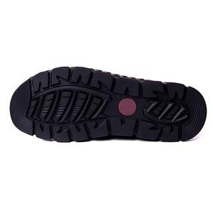 Image 5 - Vancat mocassins pour hommes, chaussures plates, souples, grande taille, collection 2019, chaussures de printemps décontractées, chaussures de conduite décontractée