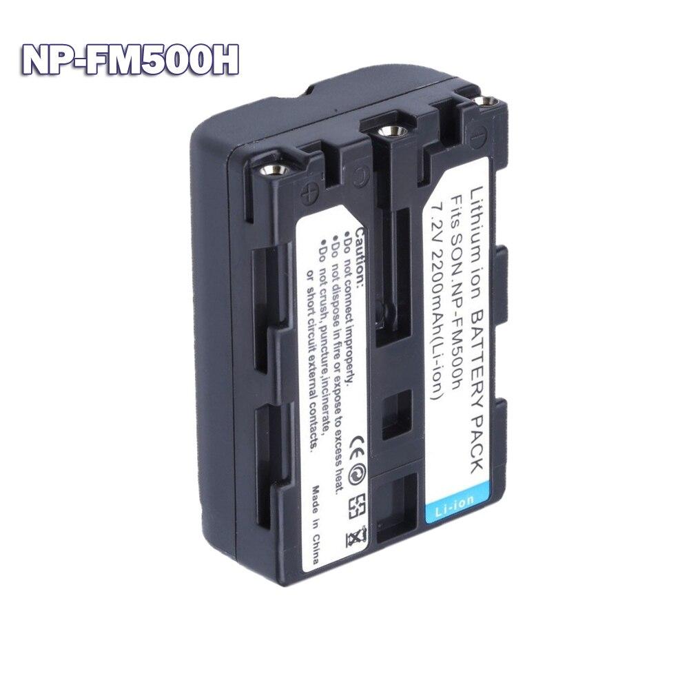 Bateria para Sony Alpha slt a65vy a77 a77vk a77vq a99 SLR a100 a100h
