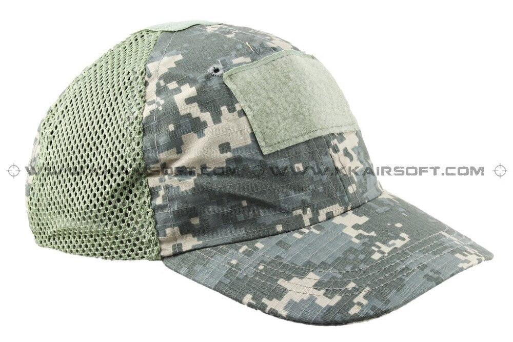 acu camo baseball cap trucker mesh hat