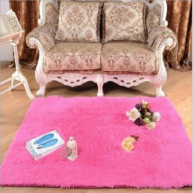 120X160 Alfombras Fluffy Area Rug Carpets For Living Room Sofa ...