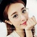 2015 корейских битник старинные круглые очки 2944 тонкие дикие вс-спички очки женщина мужчина