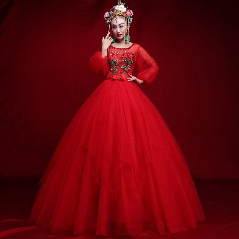 Ziemlich China Hochzeitskleider Galerie - Brautkleider Ideen ...