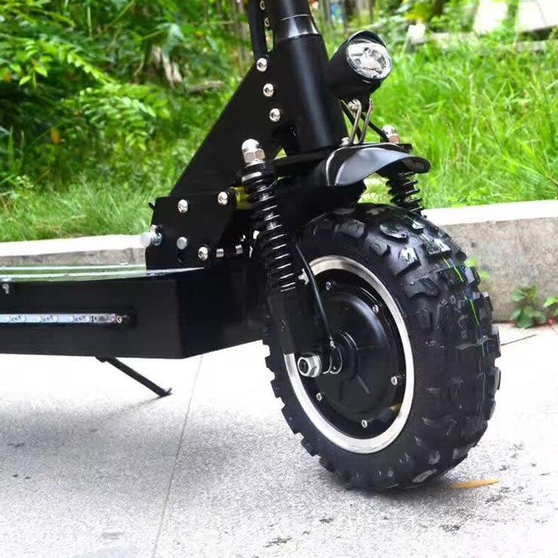 Trottinette électrique puissante 2 roues trottinette électrique debout planche à roulettes électrique adulte coup de pied trottinette électrique hoverboard - 3