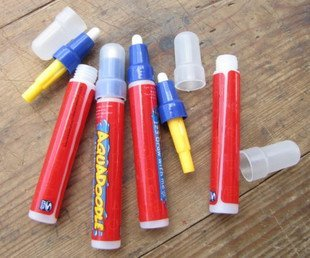 hotest Promotion/Free shipping 30pis/lots pen American Aquadoodle Aqua Doodle Magic Pen/Water Drawing Replacement
