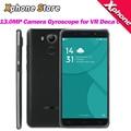 Original doogee f7 android 6.0 helio x20 mtk6797 deca core desbloqueado 4G LTE teléfono Celular de 5.5 pulgadas 3 GB RAM 32 GB ROM Giroscopio 13.0MP