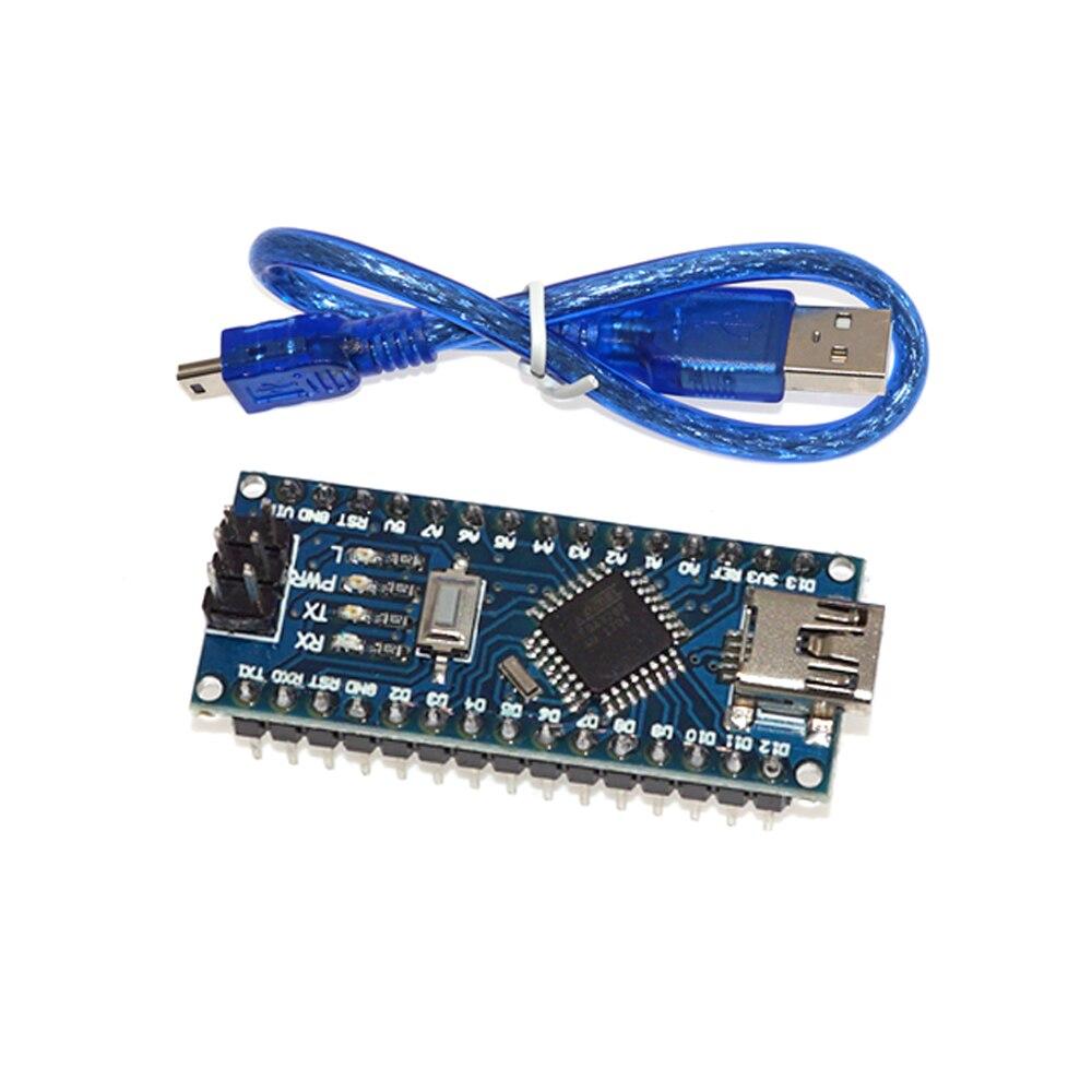 Nano V3.0 ATMEGA328P CH340G Micro Controller Board For Arduino