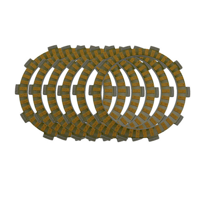 motorcycle engine parts clutch friction plates kit for honda xr250r xr 250r  xr250 r xr 250 r 1986-2004 #cp-0002