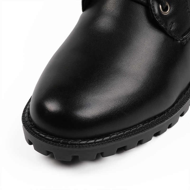 Yeni Moda Kadın Çizmeler Zip PU Kadın yarım çizmeler Siyah Rahat Bayan Ayakkabıları Kısa Peluş Tutmak sıcak Kış kadın ayakkabısı O DÖNEMI