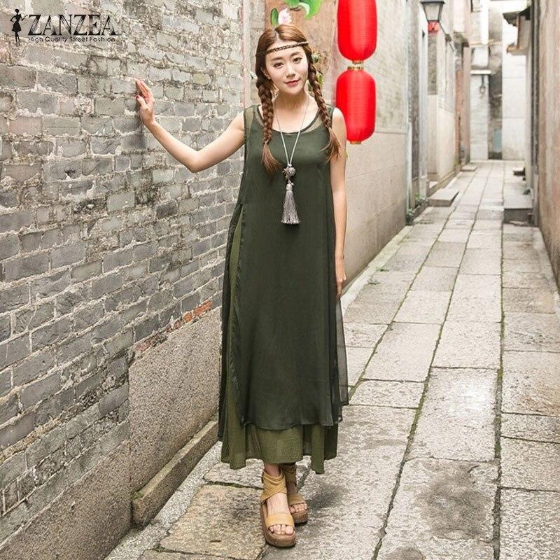 Popular Long Silk Summer Dress-Buy Cheap Long Silk Summer Dress ...