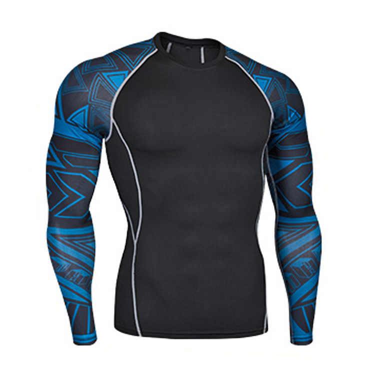 Zuoxiangru ropa interior térmica para correr Camisetas largas Johns Tops camisetas de Fitness para correr ciclismo Yoga deportes capa Base