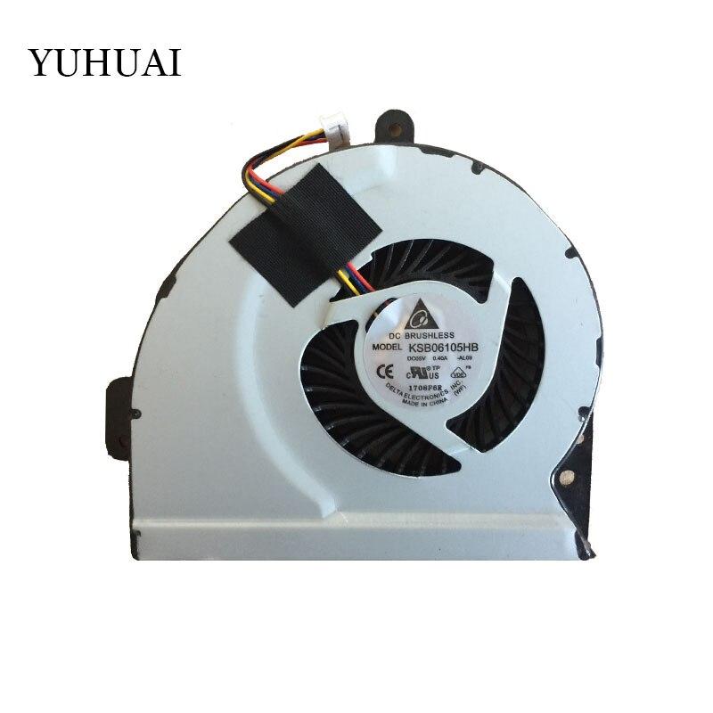 Nouveau Cpu Ventilateur De Refroidissement Pour ASUS K53E K53S K53SC K53SD K53SJ K53SK K53SM K53SV K84 Brushless Cpu Cooler Radiateurs Ordinateur Portable