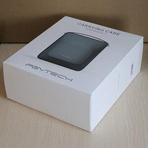 Image 4 - PGYTECH DJI Mavic 2 Pro Zoom PU EVA Omuz Su Geçirmez Çanta Çanta Mavic 2 Drone Taşıma saklama kutusu