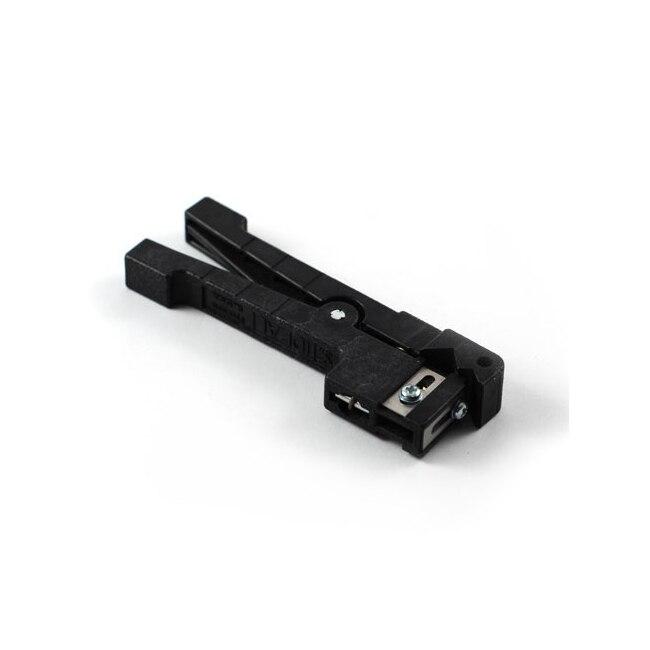 KomShine 45-165 Striper Fibra Optica Stripper/UTP Cable Stripper 1/5 in. to 5/16 in. (4.8mm - 7.9mm) O.D. Free Shipping