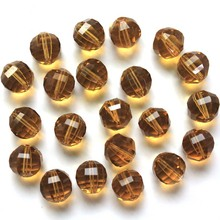 StreBelle 10mm Czech Mixed Color Faceted Round Glass Beads for Jewelry Making Supplies Diy Perles Spacer Crystal Beads Wholesale 1box mixed style round glass pearl beads mixed color crafts jewelry diy maker supplies hot sale