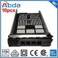 Dhl/fedex frete grátis new kg1ch 0kg1ch 3.5 polegada disco rígido do servidor hdd tray caddy para dell r430 r630 r730
