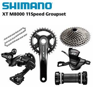 6dadf88ca43 Shimano Deore XT M8000 Drivetrain bike bicycle mtb Group set Groupset 1x11  s 11