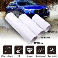Размер; 10 см/15 см/20 см * 300 см прозрачная Автомобильная наклейка защитная пленка PPF Автомобильная Защитная пленка для краски Автомобильная на...