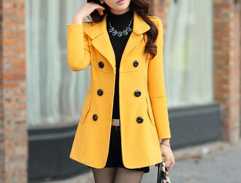 women blended coat WWN717 (6)