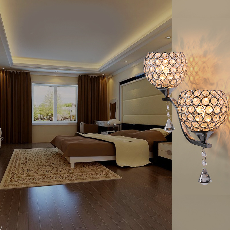 moderne de bedlampje wandlamp handgemaakte speciale hotel