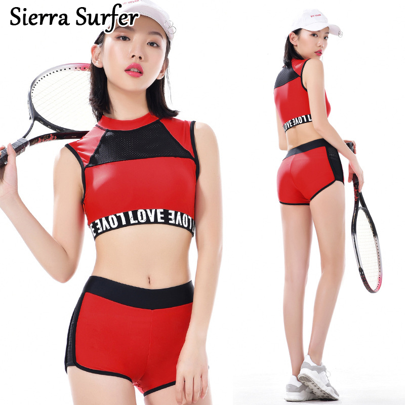 Sexy Swimsuit Women Lady Plavky May Beach Bikini Top Xxl 2018 Swimwear Cover Short Long Sleeve Swimming Bademode Frauen комплект для установки газонокосилки робота husqvarna большой