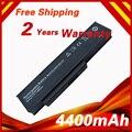 11.1V 4400mAh Laptop battery for Fujitsu SQU-808-F01 SQU-809-F02 for Amilo Li3710 Li3910 Li3560 Pi3560 Pi3660