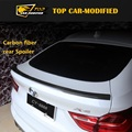 Free shipping M Style Carbon Fiber Car Spoiler Wing for BMW F26 X4 2014UP