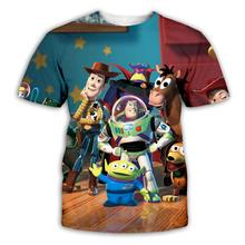 PLstar Cosmos All Over Print T-Shirt Men Funy tshirt Toy Story Short Sleeve O-Neck Graphic Tops Tee women t shirt print all over me легинсы