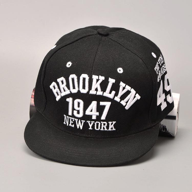97c94dbb529 1947 Brooklyn Style Baseball Cap Sport Hat Gorras Planas Snapback Caps New  York Hip Hop Hats Snapbacks Casquette Cap-in Baseball Caps from Apparel ...