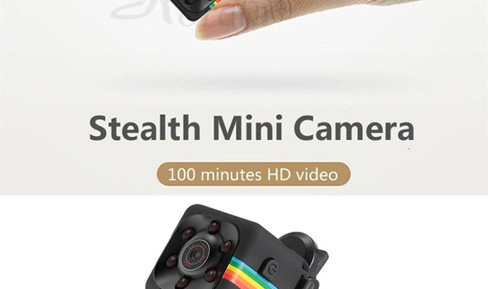 Mini Camera 1080P Night Vision 13