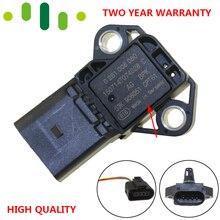 4 бар впускной коллектор Boost давление карта сенсор Druck сенсор для VW Audi SEAT SKODA 1,4 2,0 TDI 03K906051 0281006059 0281006060