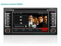 Per Toyota Highlander 2000 ~ 2007-Autoradio Android GPS Navigation Radio TV DVD Player Audio Video Stereo Sistema Multimediale