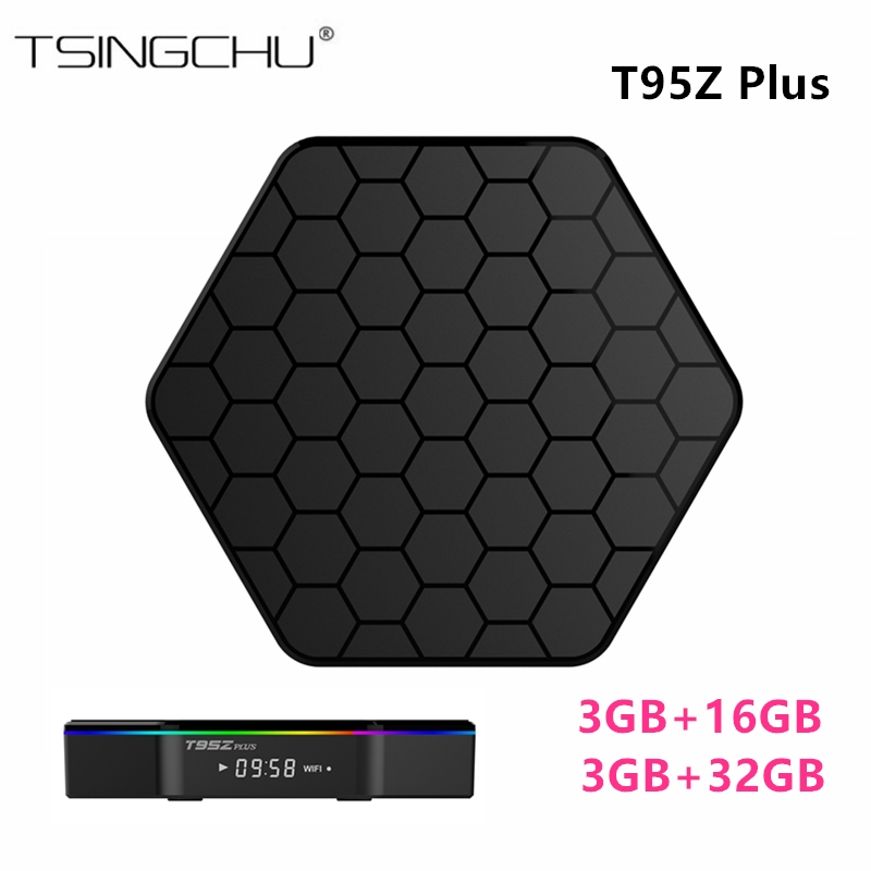 [Original]T95Z Plus Smart TV BOX 3G/16G 3G/32G Android 6.0 Amlogic S912 Octa Core 4K x 2K H.265 Decoding 2.4G+5G Dual Band WiFi alessandro birutti сумка 4007 abir4007 капучино кор симф