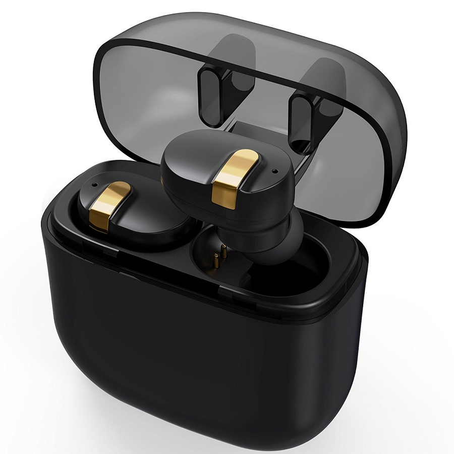 New wireless earbuds Mini Bluetooth 4.2 earphone earpiece Surround Sound Bluetooth Earbuds  for Android apple iphone remax 2 in1 mini bluetooth 4 0 headphones usb car charger dock wireless car headset bluetooth earphone for iphone 7 6s android
