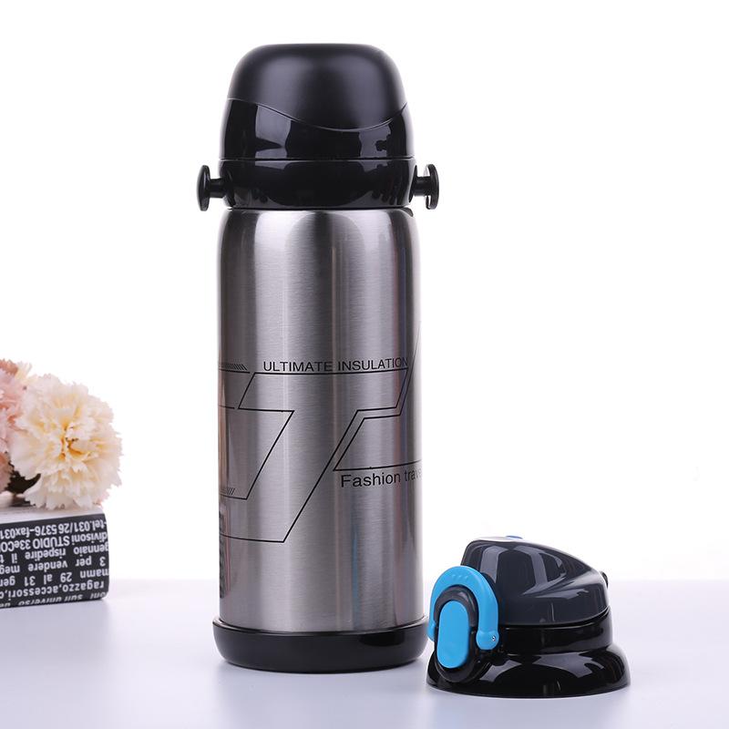 800ML Portable Outdoor Sports Thermos Bottle Bicycle Water Bottle Cycling Climbing Hiking Drink Jug Cup Garrafa Agua Bolsa U0082 (3)