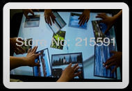 Free shipping touchscreen multi touch overlay kit , bes price