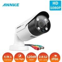 ANNKE 1080P Wireless Security IP Camera WiFi Network Pan Tilt Zoom PTZ 1080P Full HD Surveillance