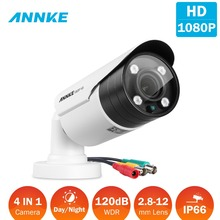 ANNKE 1080P Wireless Security IP Camera WiFi Network Pan Tilt Zoom PTZ 1080P Full HD Surveillance CCTV home for Baby Monitor