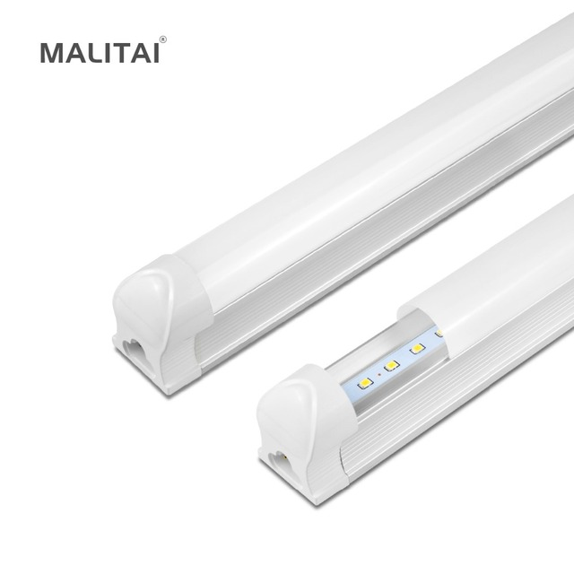 T8 LED Under Cabinet light Tube Wall lamp 600mm 300mm 220V T8 LED Bulb 8W 12W Wardrobe Closet Kitchen Indoor Decoration lighting