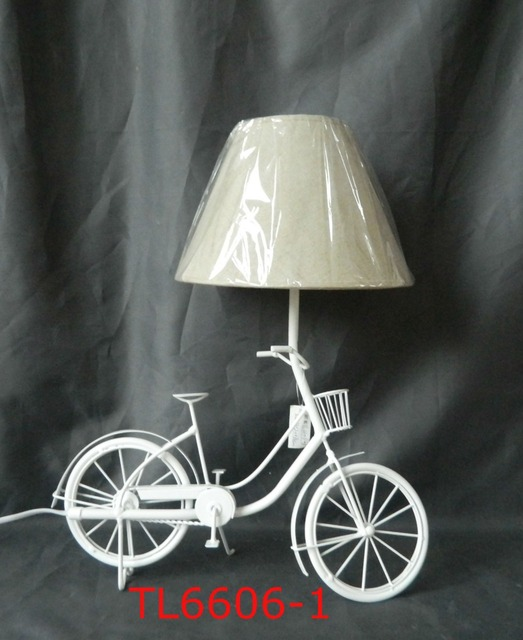 New 2013 Quality Creative Novelty Gadget Bicycle Table Lamps ...