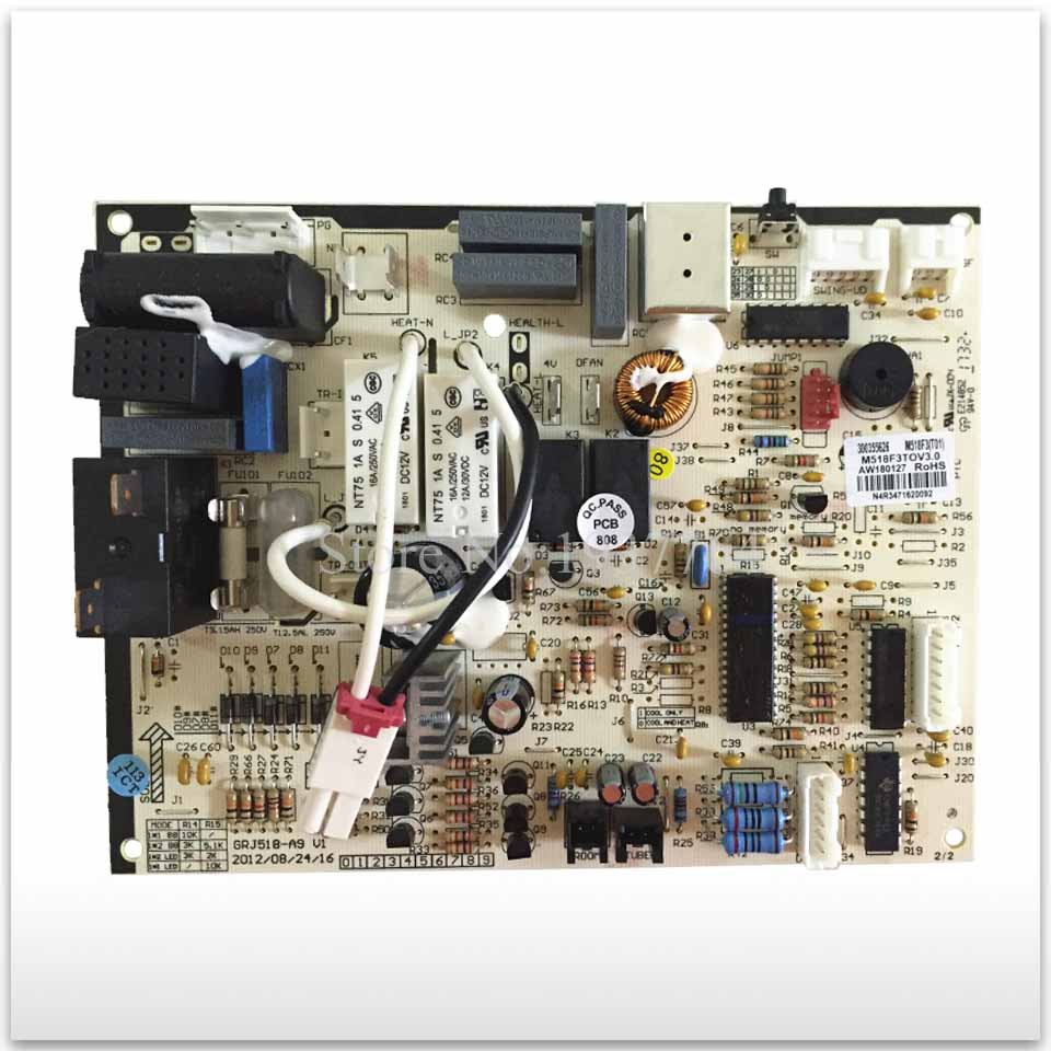 100% new for Air conditioning computer board circuit board 30035562 M518F3 GRJ518-A good working 100% tested for air conditioning motherboard board computer board 32ggft807 tcl32ggfth09 circuit board