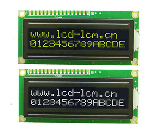 5 teile/los <font><b>1602A</b></font> Dot Matrix Screen <font><b>LCD</b></font> Modul 5 v Parallel Port <font><b>LCD</b></font> 1602 image