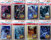 50pcs/lot (1 pack) Yu-Gi-Oh! Cosplay Yugioh Dark Magician Girl Anime Board Games Card Sleeves Card Barrier Card Protector(China)