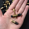 Hot Selling 10sets Tattoo Machine Parts Brass Copper Tattoo Front Contact Binding Post Set Free Shipping