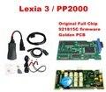 Lexia3 V47 Lexia 3 Cheio de Chips/o Mais Novo Diagbox V25 PP2000 Lexia-3 V7.83 Firmware 921815C Ferramenta de Diagnóstico