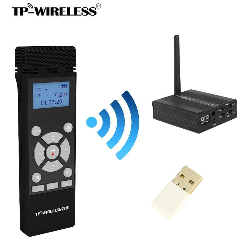 Wireless Microphone System For Teachers : tp wireless 2 4ghz wireless portable microphone system for lecturer teacher microphone ~ Russianpoet.info Haus und Dekorationen
