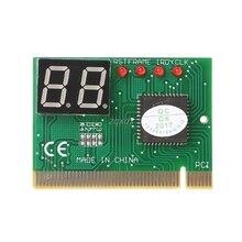 Analyzer Diagnostic-Post-Tester Laptop/pc Card Code PCI 2-Digit for Drop-Ship