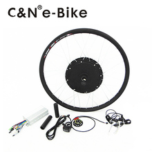 50km/h high speed electric bike kits road bicycle conversion kit 48v 1000w